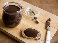 Macadamia-Schoko-Butter