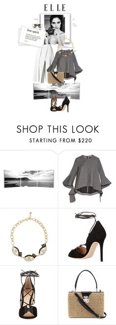 """""""One day I'll fly away..."""" by commedia ❤ liked on Polyvore featuring Elementem Photography, E L L E R Y, Lulu Frost, Gianvito Rossi and Ermanno Scervino"""