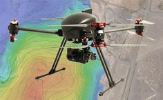 Remote aerial sensors for large enterprises.