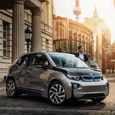 Drive farther in the purely electric BMW With 81 miles per charge, you'll be ready to take on your Monday! Bmw Dealership, Used Bmw, Bmw I3, Bmw Models, Car Engine, Electric Cars, Dream Cars, Audi, Vehicles