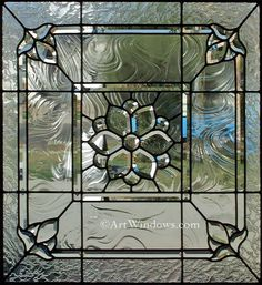 Beautiful Window, Art Windows Custom Stained Glass