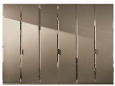 Strong expressive value for wardrobe with the door Brillanta. New Door Design, Bedroom Furniture Design, Living Room Decor Apartment, Bedroom Closet Design, Wardrobe Design Bedroom, Glass Wardrobe, Glass Furniture, Shutter Designs, Wardrobe Room