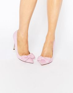 Image 1 of ASOS PIMLICO Pointed High Heels