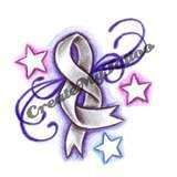 purple ribbon memorial day