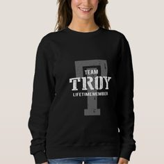 Funny Vintage Style TShirt for TROY - vintage gifts retro ideas cyo