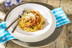 http://www.plus.nl/recepten/spaghetti-met-gehakt-en-italiaanse-groentenmix Bekijk via deze link dit heerlijke Zo Gecheft recept. Spaghetti met gehakt en Italiaanse groentenmix