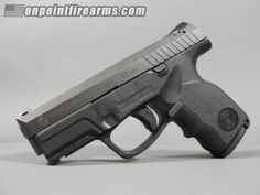 Steyr's new S-A1 pistol, available in 9mm and .40SW (shown).  Incredible trigger.  Superb ergonomics.  Weird trapezoidal sights.  Attractive sub-$500 price point. This is a winner that should be gaining more traction in the marketplace. Check it out.
