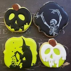 Love these Halloween cookies | by Local Tart Bakery