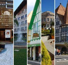 Turismo em SC: Faça sua escolha (hotéis, comidinhas) no vale do i...