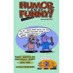 Humor Can Be Funny: Sam Henderson