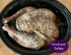 Reduce Stress: 8 Crock-pot Recipes for Thanksgiving   a Few Other Thanksgiving Recipes