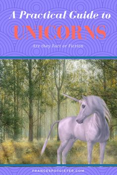 """. Why Unicorns In honour of International Unicorn day I have decided to dedicate this week's blog post to those wonderful mythical creatures we all love, Unicorns. These days we see Unicorns as friendly, happy horses with a glowing horn that is synonymous with rainbows. Mostly they are the main theme of many little girl's … Continue reading """"A Practical Guide to Unicorns: Are they Fact or Fiction"""""""
