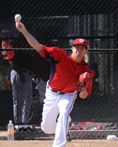 Used without permission for commercial purposes, of course.  Drew Storen by Scott Ableman, via Flickr