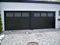 Modern Ideas And Designs For Garage Doors Design Trends