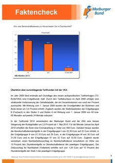Faktencheck: VKA-Tarifrunde 2014/2015 - Seite 9