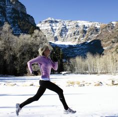 10 Tips for winter running! (Photo courtesy of  Joint Ventures Running Clinic)