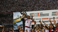 Depois da Libertadores, Conmebol também anuncia mudanças na Copa... - Depois da Libertadores, Conmebol também anuncia mudanças na Copa...