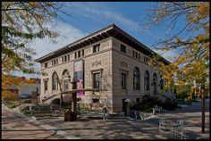 Fort Collins Museum of Art,  Fort Collins, Colorado