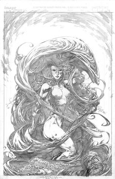 Medusa of the Inhumans, the latest piece of pencil work I was privately commissioned. took more than 3 weeks since I was trying to do a lot of Spawn priorities. It might be longer than t. Comic Book Artists, Comic Artist, Comic Books Art, Art Sketches, Art Drawings, Character Art, Character Design, Dc Comics Art, Marvel Art