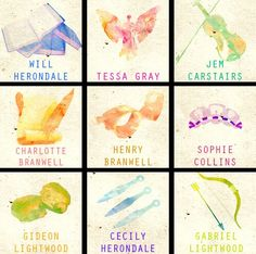 The Infernal Devices (see that Gideon is scones!!ha)