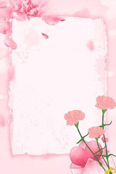 Mother s Day 512 mom s love gratitude grateful mother plot art warm small fresh flowers flowers pink Flower Background Images, Flower Backgrounds, Wallpaper Backgrounds, Best Flower Wallpaper, Wattpad Background, Thanksgiving Background, Powerpoint Background Design, Valentine's Day Poster, Framed Wallpaper