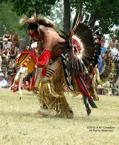 Echoes of a Proud Nation - 2012 Powwow - Kahnawake Mohawk Territory