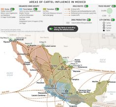 In Mexico, Crime Is Bigger Than a Crime Boss Analysis JULY 14, 2015 | 09:16 GMT   Print   Text Size