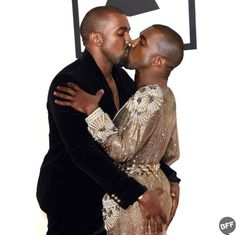 LEAKED Exclusive Photo Revealed: Kanye West Cheats On Kim With Another Man? Apparently Kanye is in love with another man. Best Love Stories, Love Story, Kanye West Funny, Feeling Alone, Another Man, Kissing Him, I Love To Laugh, Just For Fun, Famous Artists