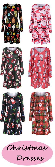 Christmas dresses for you