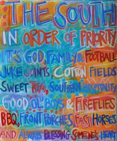 the south :)  www.anntrimble.com