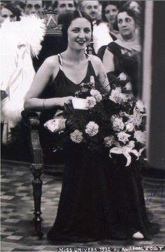 İlk kadın dünya güzeli: Keriman Halis