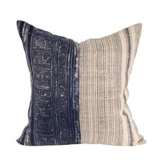 Handwoven Hmong Textile Pillow - House of Cindy - House of Cindy