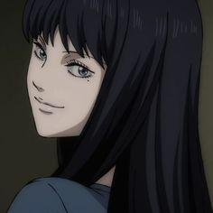 Old Anime, Dark Anime, Manga Anime, Junji Ito, Anime Character Drawing, Manga Drawing, Japanese Horror, Gothic Anime, Funny Anime Pics