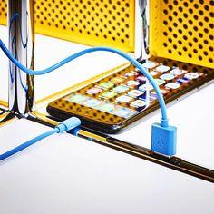 GroBartig Need To Recharge Your (phoneu0027s) Batteries? No Problem, USM Haller E At