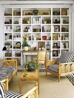Storage Ideas – Home Organization and Storage Tips - Country Living