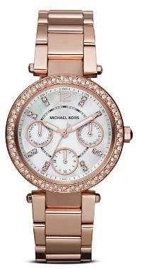 f53be0834fae Michael Kors Mini Parker Watch