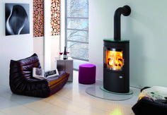 Max Blank Log Stoves