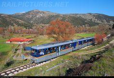 RailPictures.Net Photo: 3110 OSE Hellenic Railways Stadler at Kalavrita, Greece by Chris Zacharis