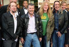 Bruce Dickinson Pictures - UK Film Premiere: Iron Maiden: Flight 666 - Outside Arrivals - Zimbio