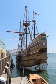Mayflower II, Plymouth Massachusetts