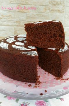 Chocolate Lovers, Chocolate Cakes, Flan, Diy Food, Yummy Cakes, Nutella, Cake Recipes, Bakery, Deserts