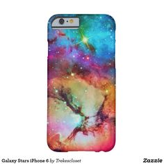 Galaxy Stars iPhone 6 Barely There iPhone 6 Case Iphone Case Covers, Create Yourself, Stars, Sterne