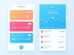 Payment balance by uikingman #Design Popular #Dribbble #shots