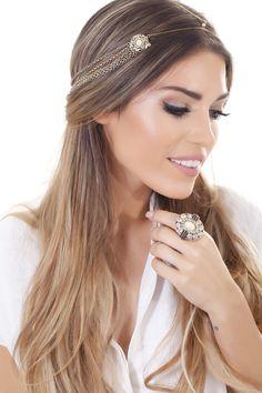 Yolanthe Cabau | Yolanthe Cabau kendi takı markası YC jewels'i tanıttı