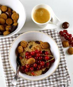 Sinterklaas ontbijt met havermout