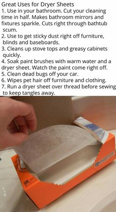 FB Homemaking Tips