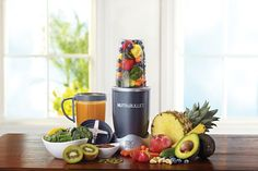 Top 10 Uses for Your NutriBullet, including recipe links and ideas for coconut cream, hummus, salad dressings, nut milks, soup and more