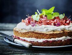 Cake Recipes, Dessert Recipes, Desserts, Danish Dessert, Food Crush, Food Cakes, Queso, Yummy Cakes, No Bake Cake