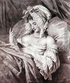 Portrait of Clara Maria Pope (1768-1838) - Francis Wheatley