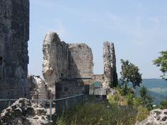 Ruine du Castel Saint Denis